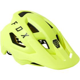 Fox Speedframe MIPS Helmet Men, geel